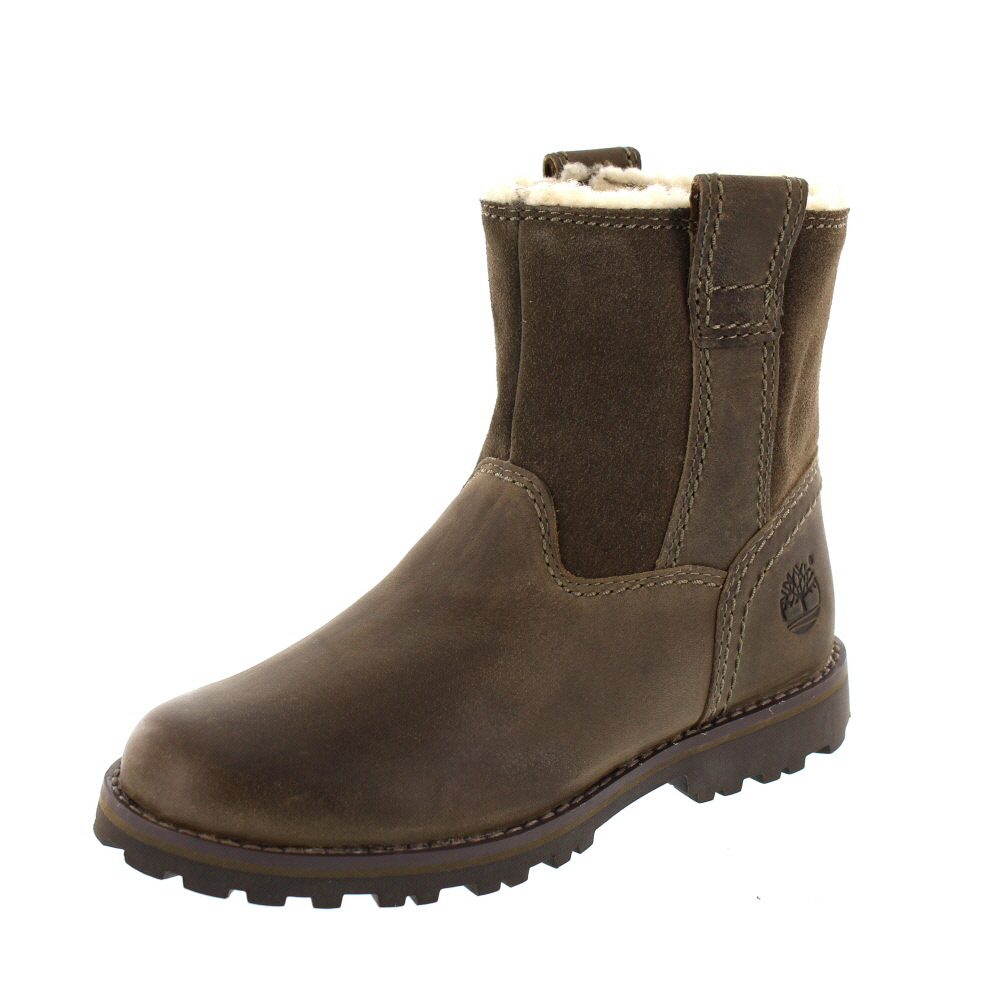 TIMBERLAND Kinder - CHESTNUT RIDGE A18HC - brindle