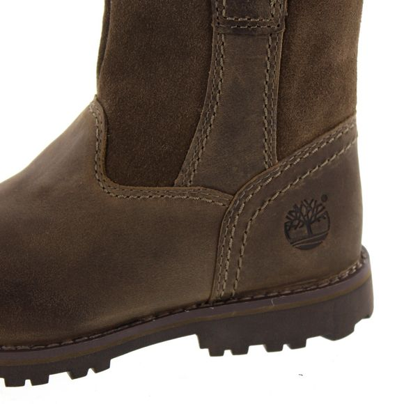 TIMBERLAND Kinder - CHESTNUT RIDGE A18HC - brindle - Thumb 6