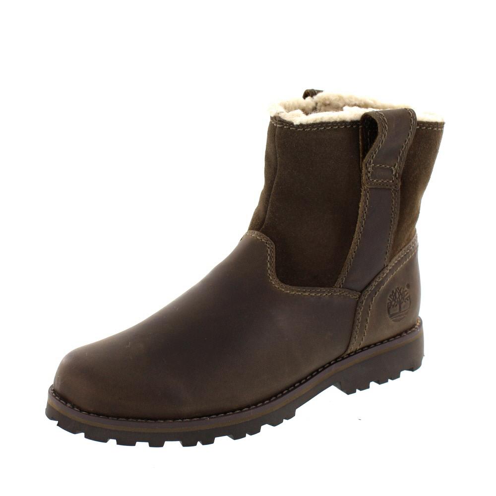 TIMBERLAND Schuhe - CHESTNUT RIDGE A1BSN - brindle