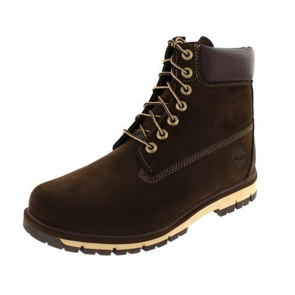 TIMBERLAND Herren - RADFORD 6 BOOT WP A1JHQ - red briar