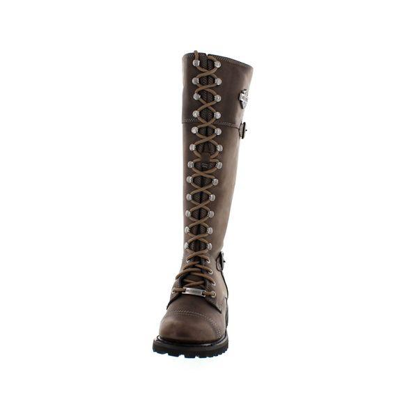 HARLEY DAVIDSON Women - Boots BEECHWOOD - stone - Thumb 2