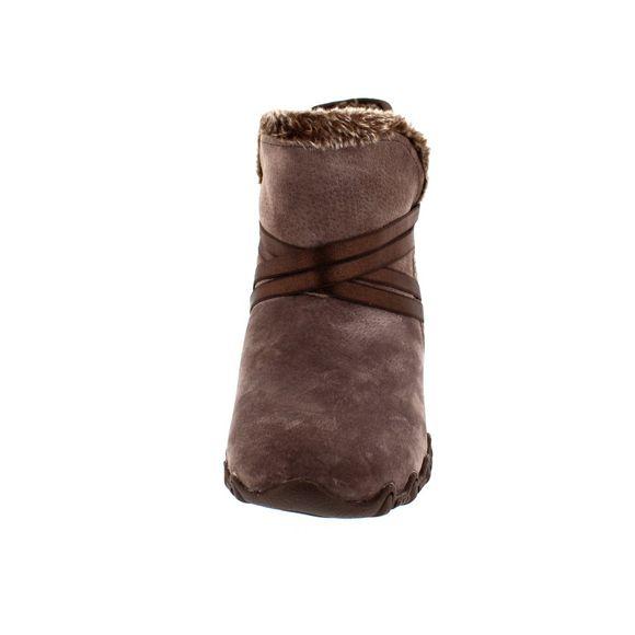SKECHERS Damenschuhe - Bikers FLARE 49409 - chocolate - Thumb 2