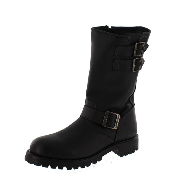 HARLEY DAVIDSON Men - Boots 11´ ENGINEER - black - Thumb 1