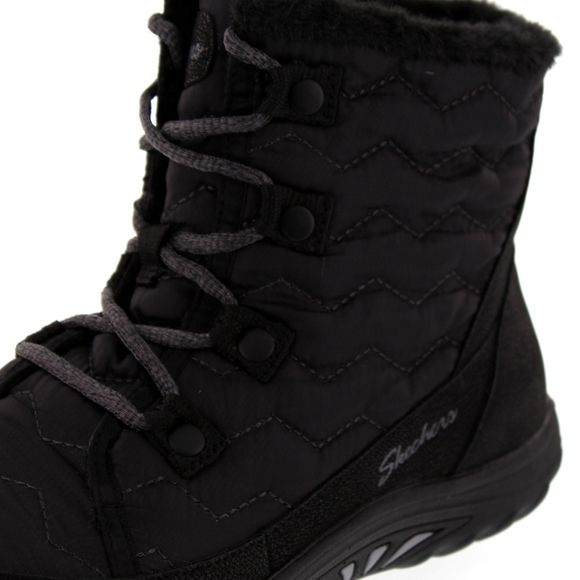 SKECHERS Damenschuhe - Reggea Fest VECTOR 49434 - black - Thumb 6