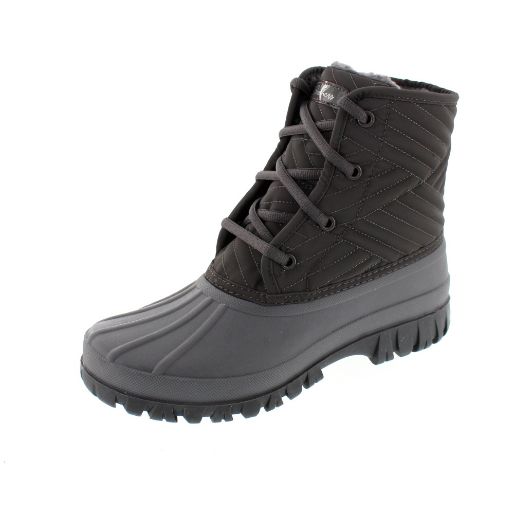 SKECHERS Damenschuhe - Windom DRY SPELL 49820 - charcoal