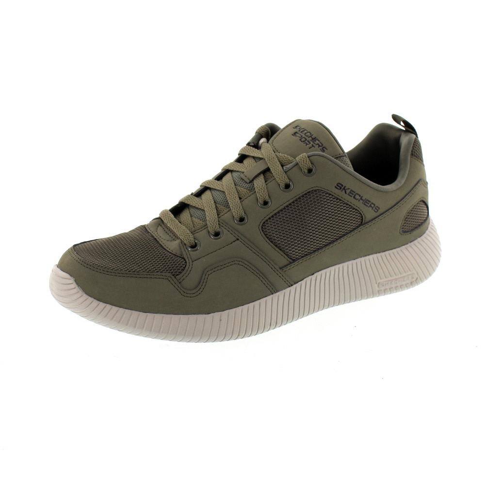 SKECHERS Herren - Sneaker Depth Charge EADDY 52399 - olive