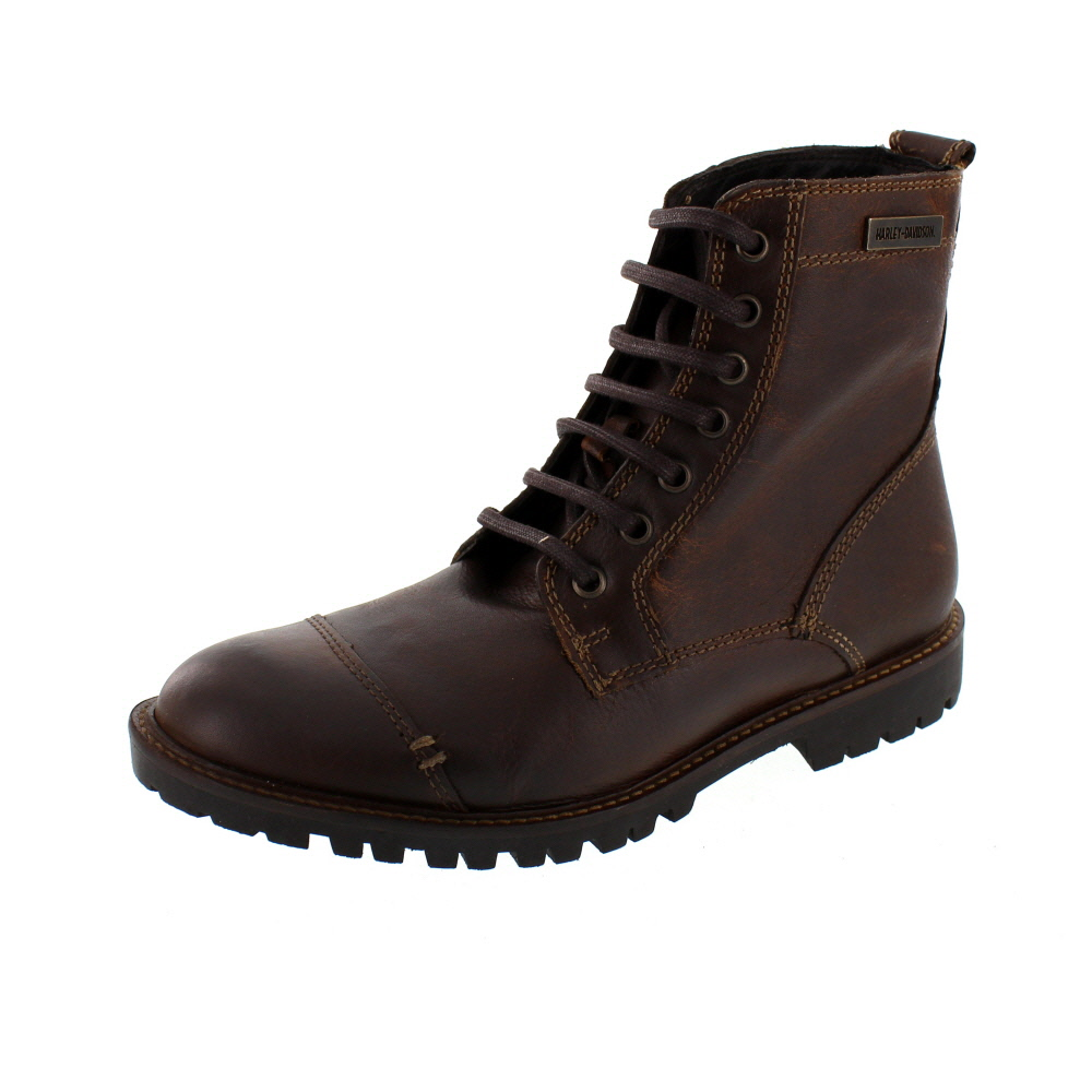 HARLEY DAVIDSON Men - Boot ALDRICH - brown