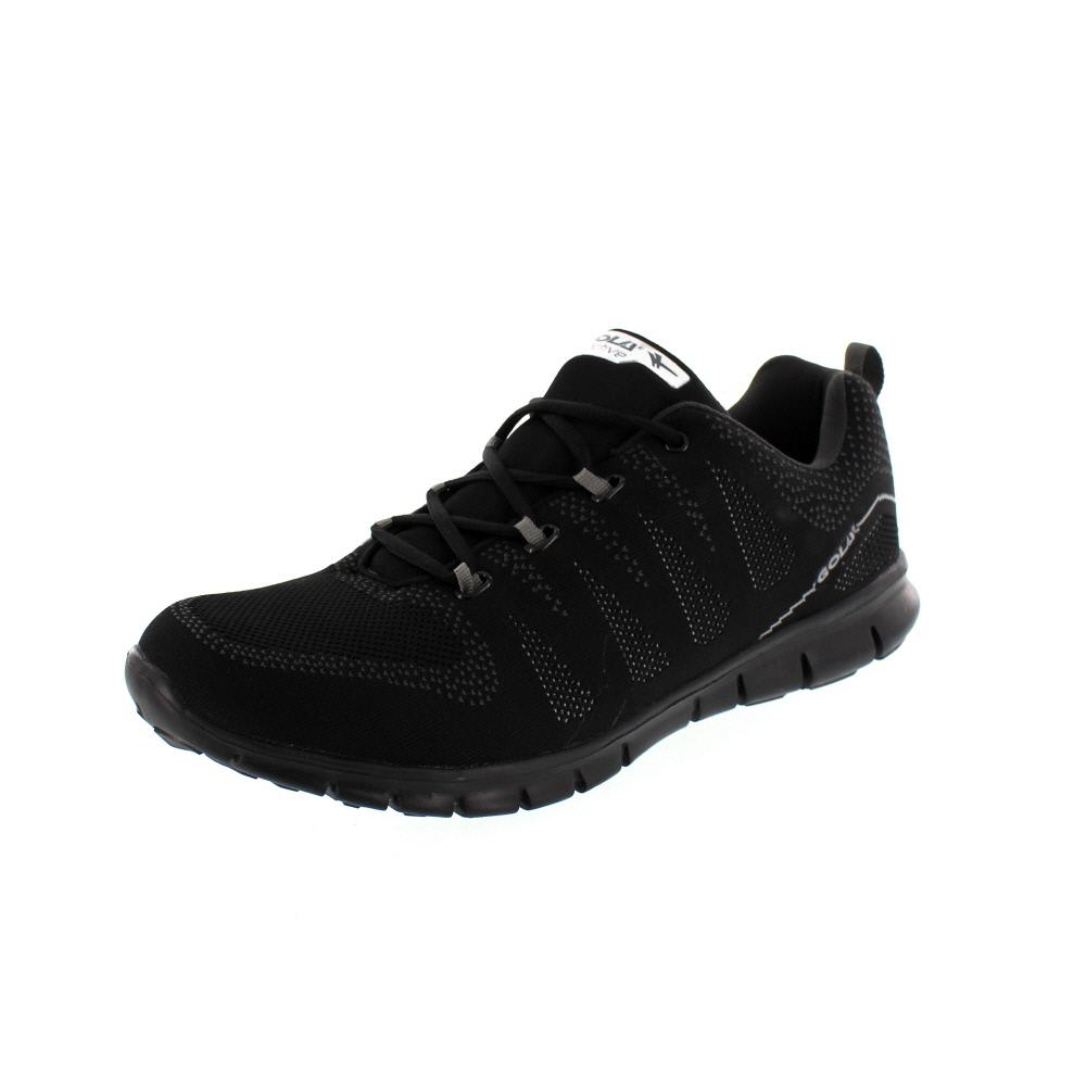 GOLA Active Herren - Sneaker TEMPE AMA641 - schwarz