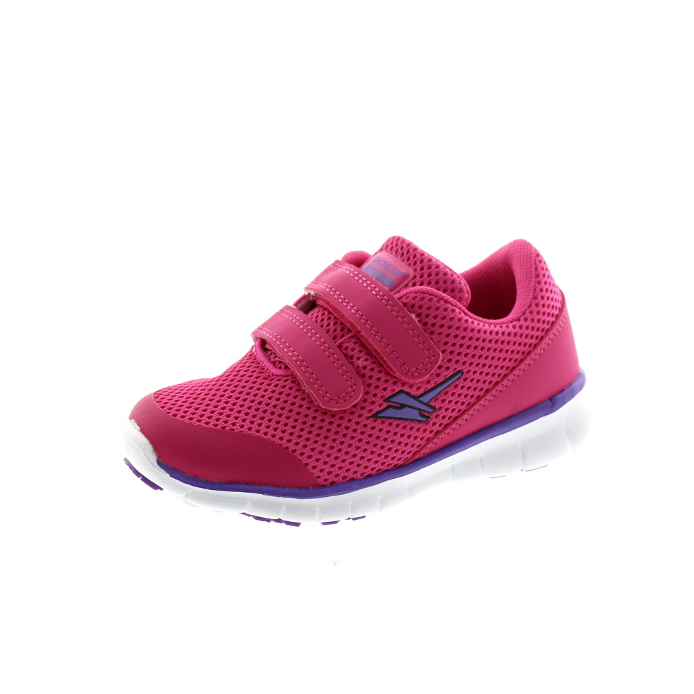 GOLA Active Kinder - ATUM Klett AKA837 - pink purple