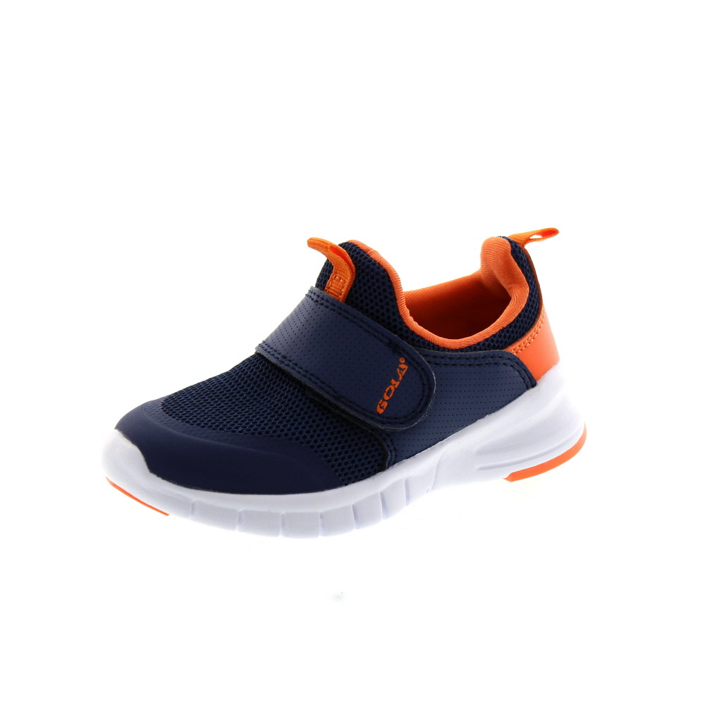 GOLA Active Kinder - LUPUS Klett AKA676 -  navy orange