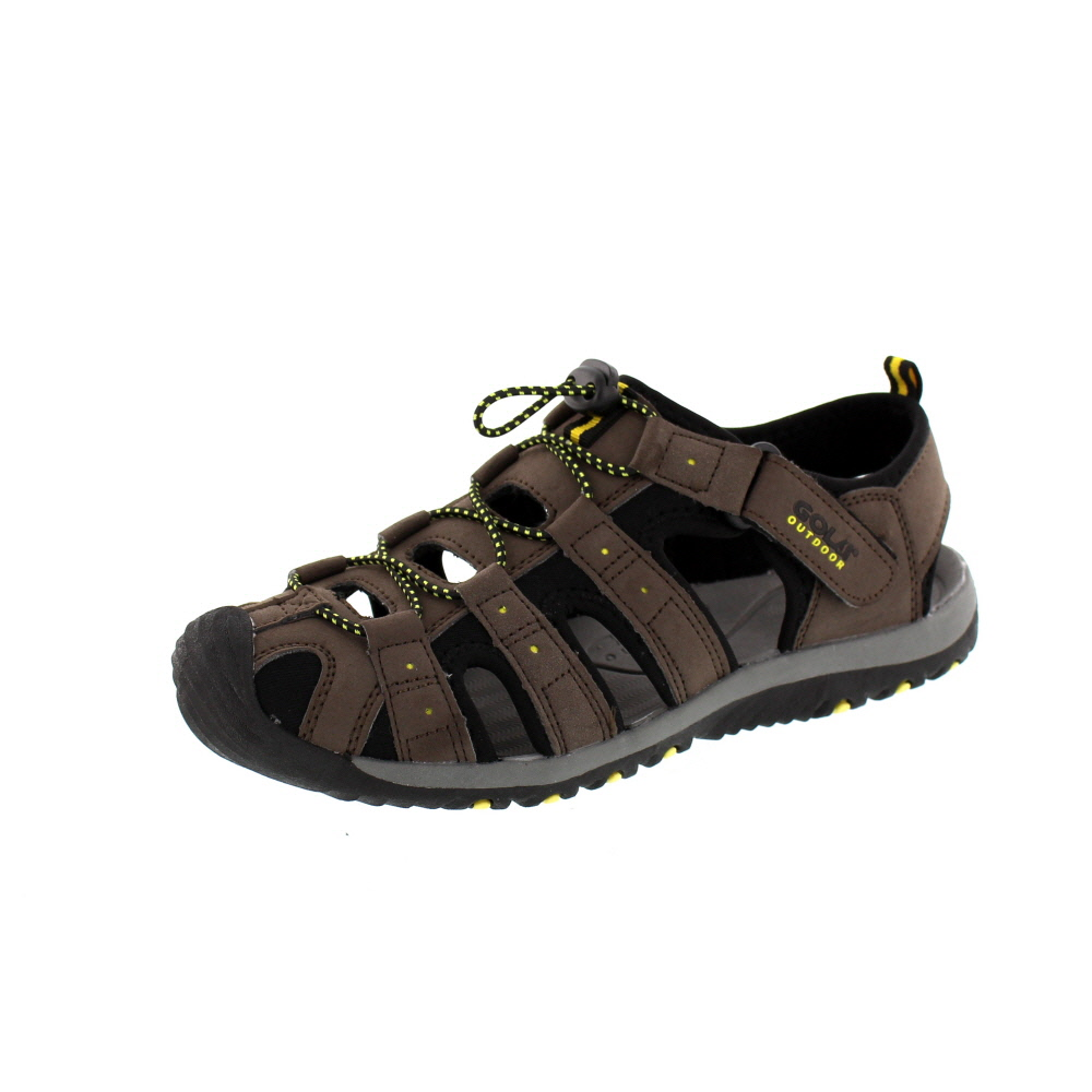 GOLA Active Herren - SHINGLE 3 - AMP648- dark brown