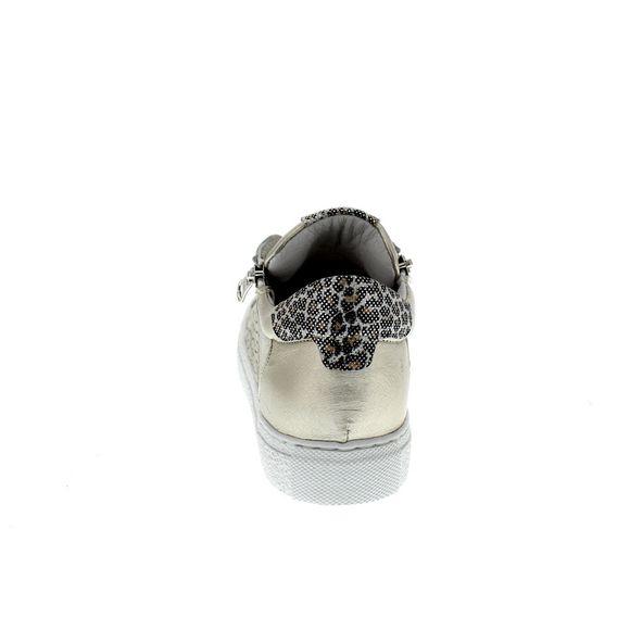 MACA Kitzbühel Damenschuhe - Sneaker 2242 - silvergold - Thumb 4