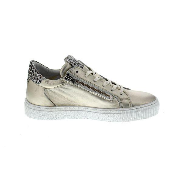 MACA Kitzbühel Damenschuhe - Sneaker 2242 - silvergold - Thumb 3