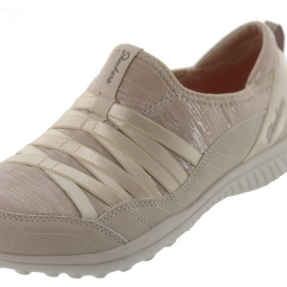 SKECHERS Damen - ON THE GROOVE 23259 - natural - Thumb 6