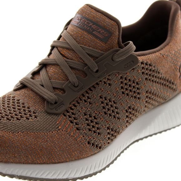 SKECHERS Sneaker - Bobs Squad HOT SPARK 31368 - taupe - Thumb 6