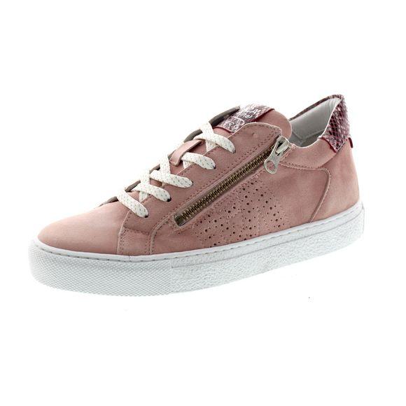 MACA Kitzbühel Damenschuhe rose Sneaker 2242 rose Damenschuhe nub Marken MACA ... 0bfeb4