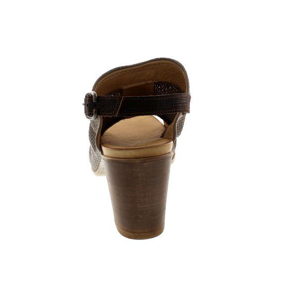 MACA Kitzbühel Damenschuhe - Sandalen 2233 - taupe - Thumb 4