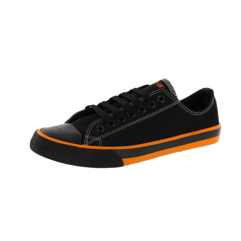 HARLEY DAVIDSON Herren - Sneaker ROARKE - D93811 - schwarz