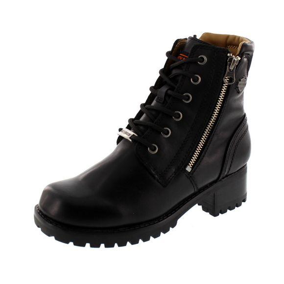 HARLEY DAVIDSON Damen - Boots ASHER D84250 - black