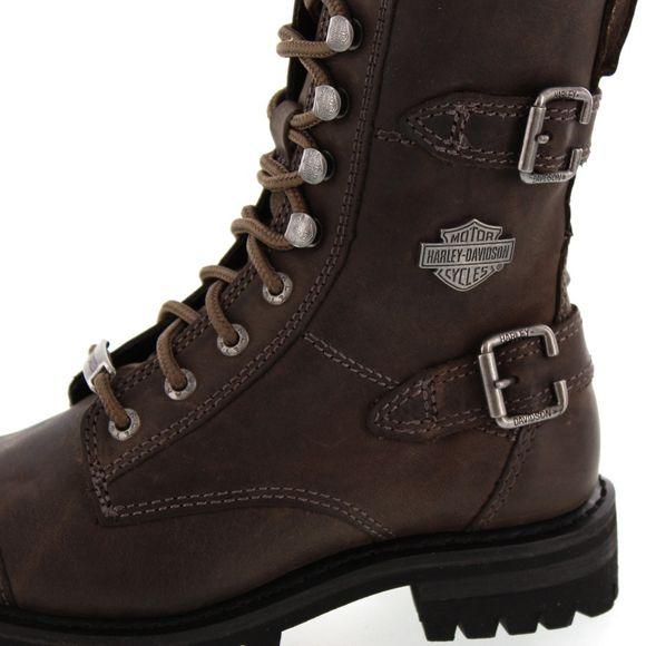 HARLEY DAVIDSON Women - Boots BALSA - D83855 - stone - Thumb 6