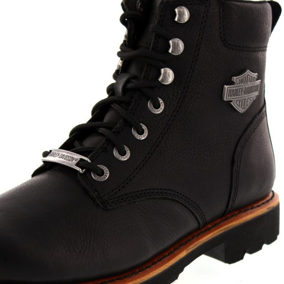 HARLEY DAVIDSON Men - Boot VISTA RIDGE - D93423 - black - Thumb 6