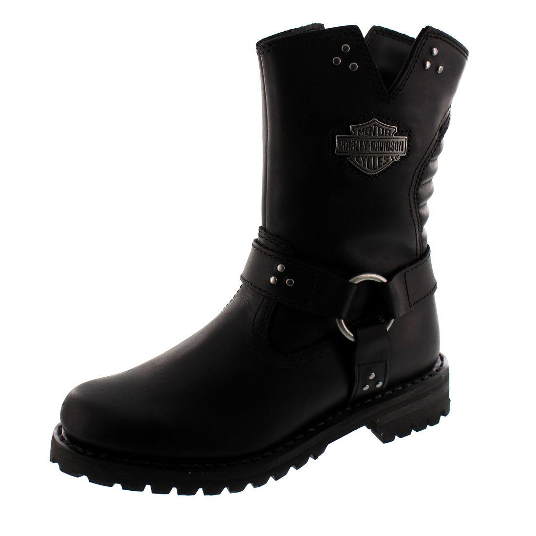 HARLEY DAVIDSON Women - Boots BARFORD D84089 - black
