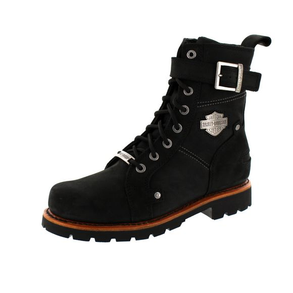 HARLEY DAVIDSON Men - Boot WICKSON - D93489 - black