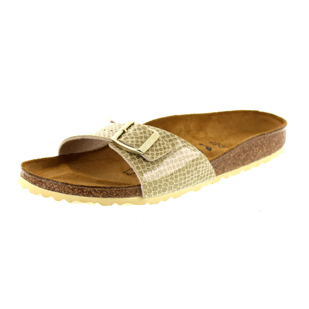 BIRKENSTOCK - MADRID BF - 1011755 - magic snake gold