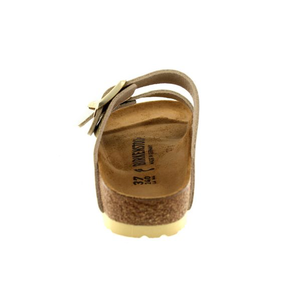 BIRKENSTOCK - ARIZONA BF - 1011765 - magic snake gold - Thumb 4