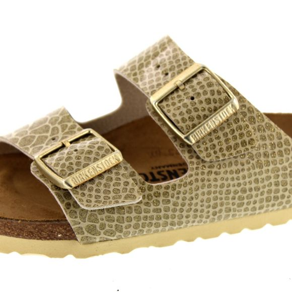 BIRKENSTOCK - ARIZONA BF - 1011765 - magic snake gold - Thumb 6