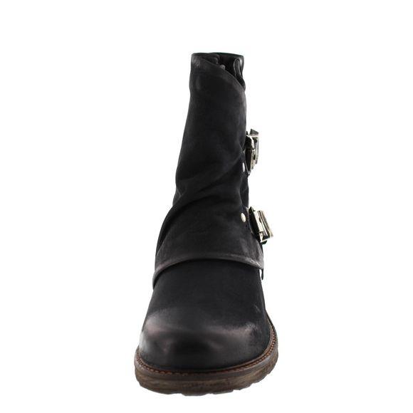 MACA Kitzbühel Schuhe - Stiefelette 2309 - navy nubuk - Thumb 2