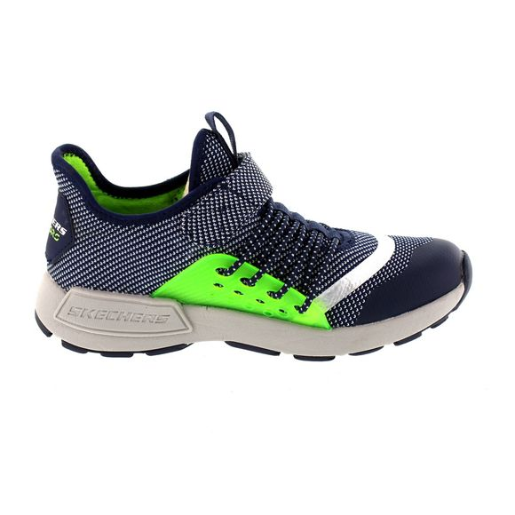 SKECHERS Kinder - Kinectors - THERMOVOLT - 97675L - navy white - Thumb 3