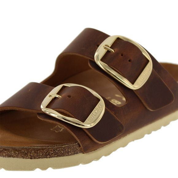 BIRKENSTOCK Damen - ARIZONA BIG BUCKLE 1011073 - antique brown - Thumb 6