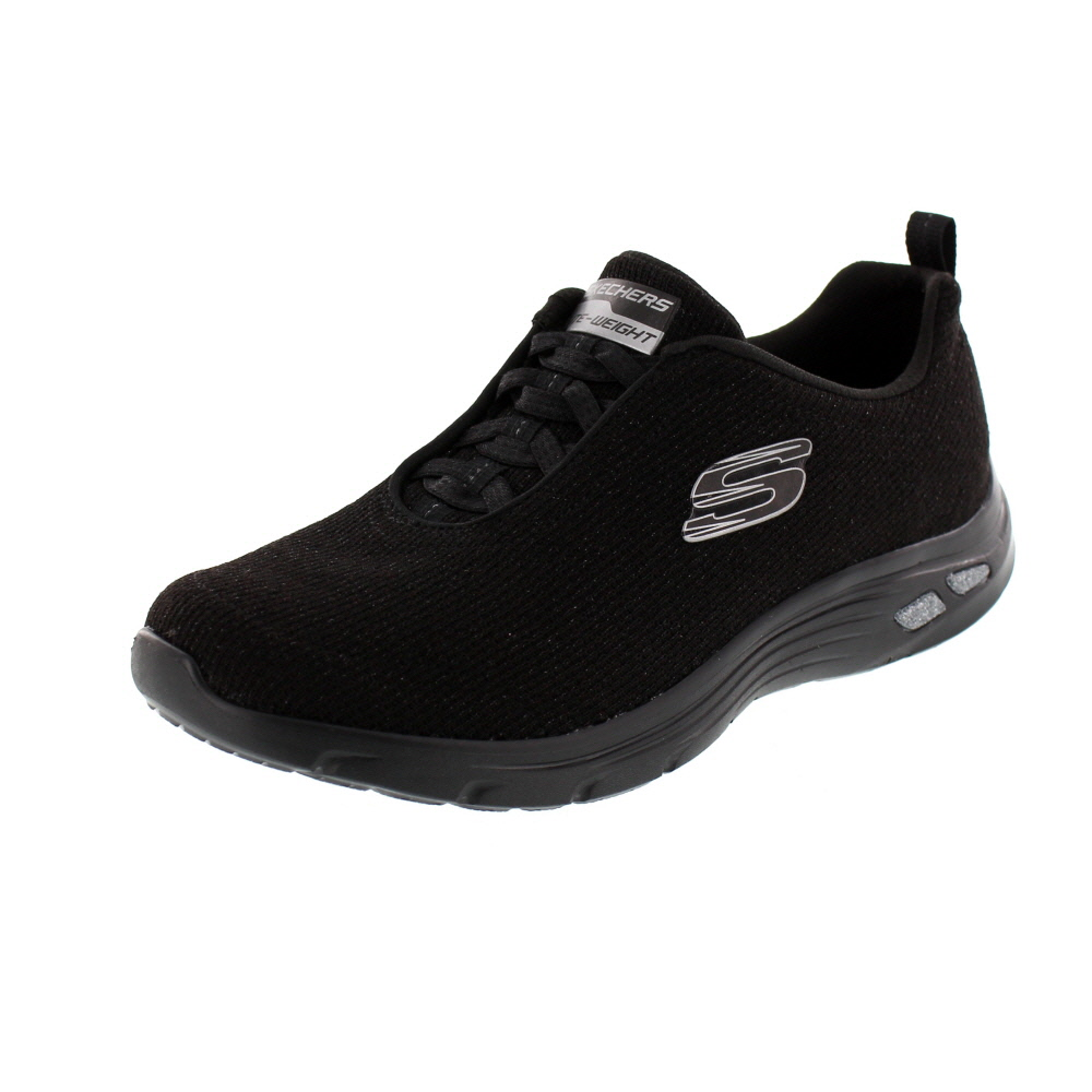 SKECHERS Damen - Empire D'Lux BURN BRIGHT 12822 - black