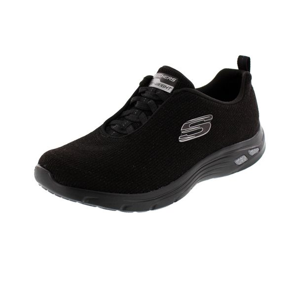 SKECHERS Damen - Empire D'Lux BURN BRIGHT 12822 - black - Thumb 1