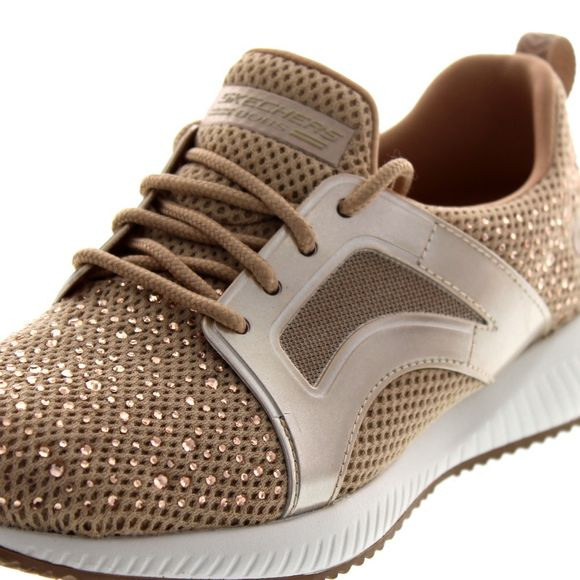 SKECHERS Sneaker - Bobs Squad STAR CHASE 31372 - rose gold - Thumb 6