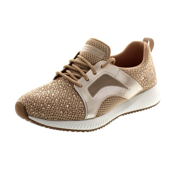 SKECHERS Sneaker - Bobs Squad STAR CHASE 31372 - rose gold - Thumb 1