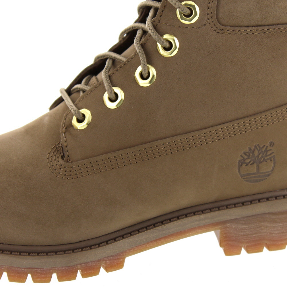 best service 17ea2 56ffe TIMBERLAND Schuhe - 6 Inch Premium WP Boot A1VDT - beige