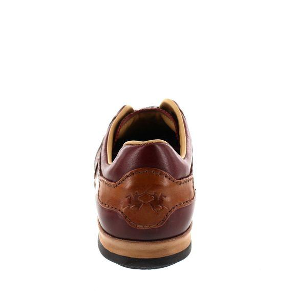 LA MARTINA - Sneaker L6040143 - cuero bordo - Thumb 4