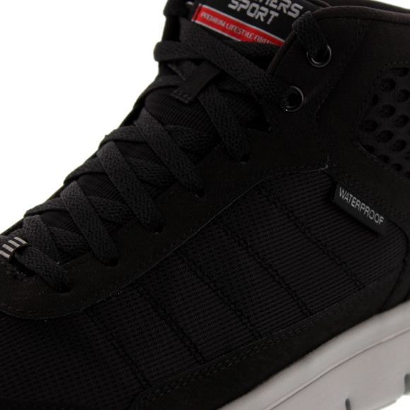 SKECHERS Herren - Sneaker Marauder MUSHOGEE 52835 - black gray - Thumb 6