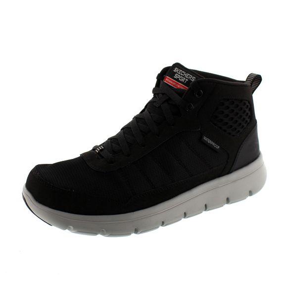 SKECHERS Herren - Sneaker Marauder MUSHOGEE 52835 - black gray - Thumb 1