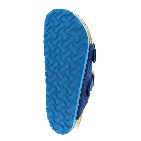 BIRKENSTOCK - Pantolette ARIZONA RIVET - 1012429 - doubleface blue - Thumb 5