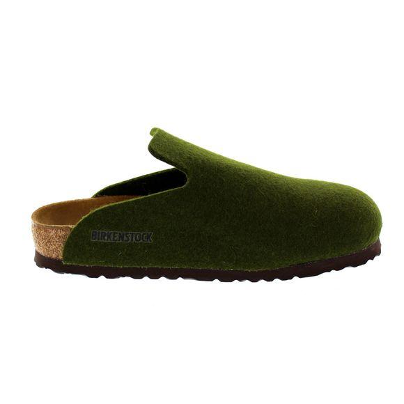 BIRKENSTOCK - Pantolette DAVOS - 1011222 - Olive - Thumb 3