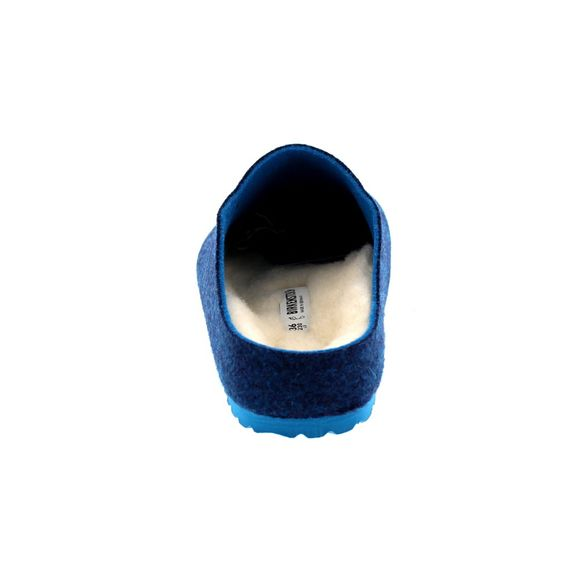BIRKENSTOCK - Pantolette KAPRUN RIVET - 1011793 - doubleface blue - Thumb 4