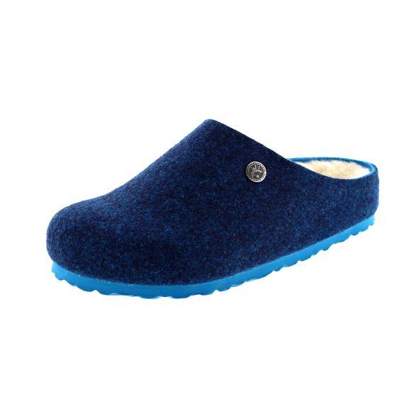 BIRKENSTOCK - Pantolette KAPRUN RIVET - 1011793 - doubleface blue - Thumb 1