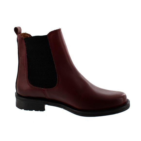 MACA Kitzbühel Schuhe - Chelsea-Boot 2316 - bordo - Thumb 3