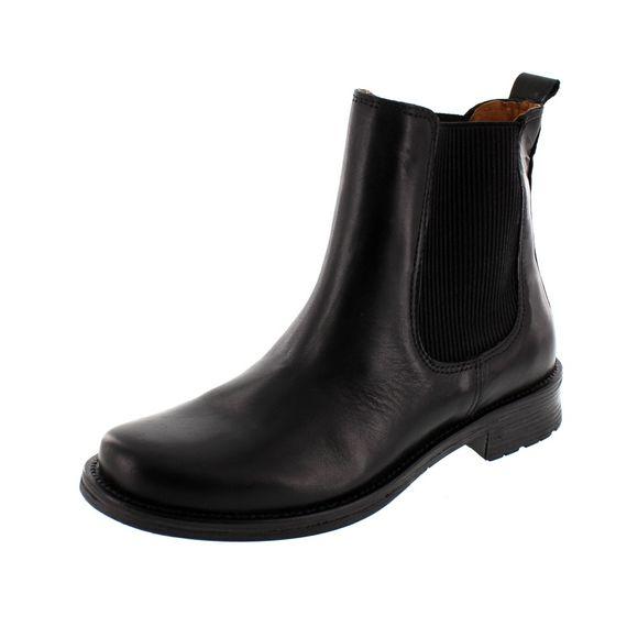 MACA Kitzbühel Schuhe - Chelsea-Boot 2316 - black
