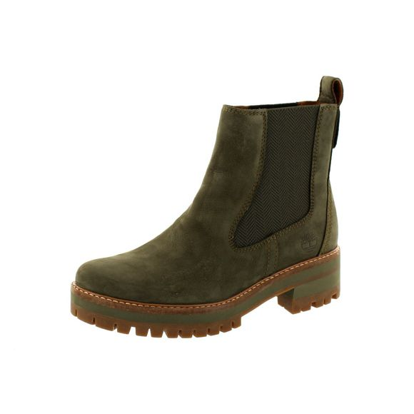 TIMBERLAND - COURMAYEUR VALLEY A1J5U - olive night