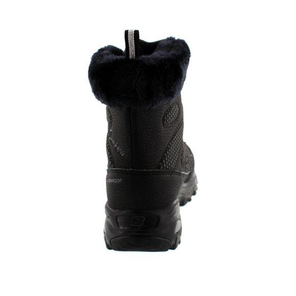 SKECHERS Damenschuhe - Winterstiefel D´LITES BOMB CYCLONE 44988 - black - Thumb 4