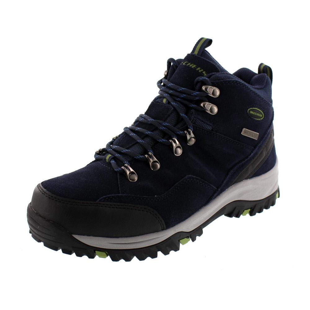 Details zu SKECHERS Herren Sneaker RELMENT PELMO 64869 navy